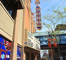 Minneapolis - Theater District by Frank Romeo