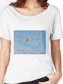 Seagulls Women's Relaxed Fit T-Shirt