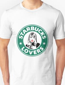 Starbucks Lovers - Taylor Swift Unisex T-Shirt