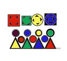Abstract Design 184J by mandalafractal