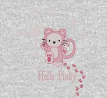 Hello Pinky by fishbiscuit