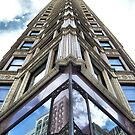 Reliance Building, Chicago, Illinois, Daniel Burnham by Crystal Clyburn