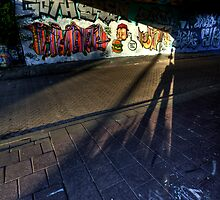 Shadow Play by Roddy Atkinson