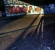 Shadow Play by Roddy Atkinson