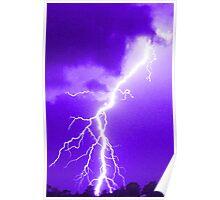 Purple Rain #2 - NSW Poster