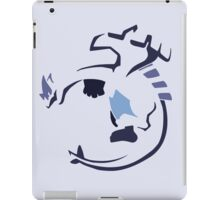 Lugia (Tribal) iPad Case/Skin