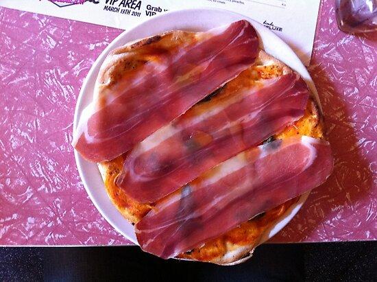 Pizza Gorgonzola by Team Bimbo
