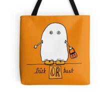 Trick or Treat doodle Tote Bag