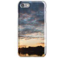 Sunset August 27, 2015 iPhone Case/Skin