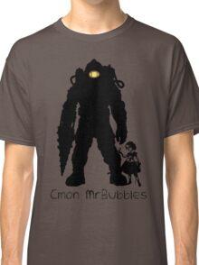 Cmon Mr.bubbles Classic T-Shirt