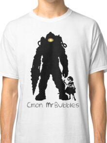 Cmon Mr.bubbles Classic T-Shirt