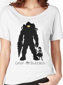 Cmon Mr.bubbles Women's Relaxed Fit T-Shirt
