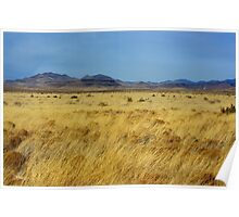 Table Butte ~ Southwest New Mexico Poster