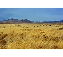 Table Butte ~ Southwest New Mexico Photographic Print