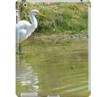 Egret iPad Case/Skin