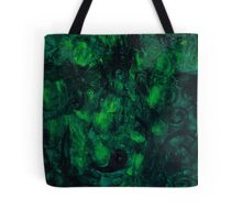 Deep Green Thoughts  Tote Bag