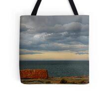 sunset. eastcoast, tasmania Tote Bag