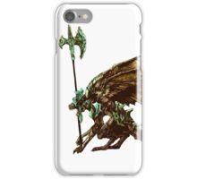 Bell Gargoyle iPhone Case/Skin