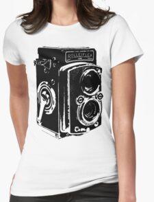 Rolleiflex Automat Womens Fitted T-Shirt