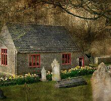 Tyneham Schoolhouse by Catherine Hamilton-Veal  ©