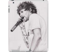 Louis On Stage iPad Case/Skin