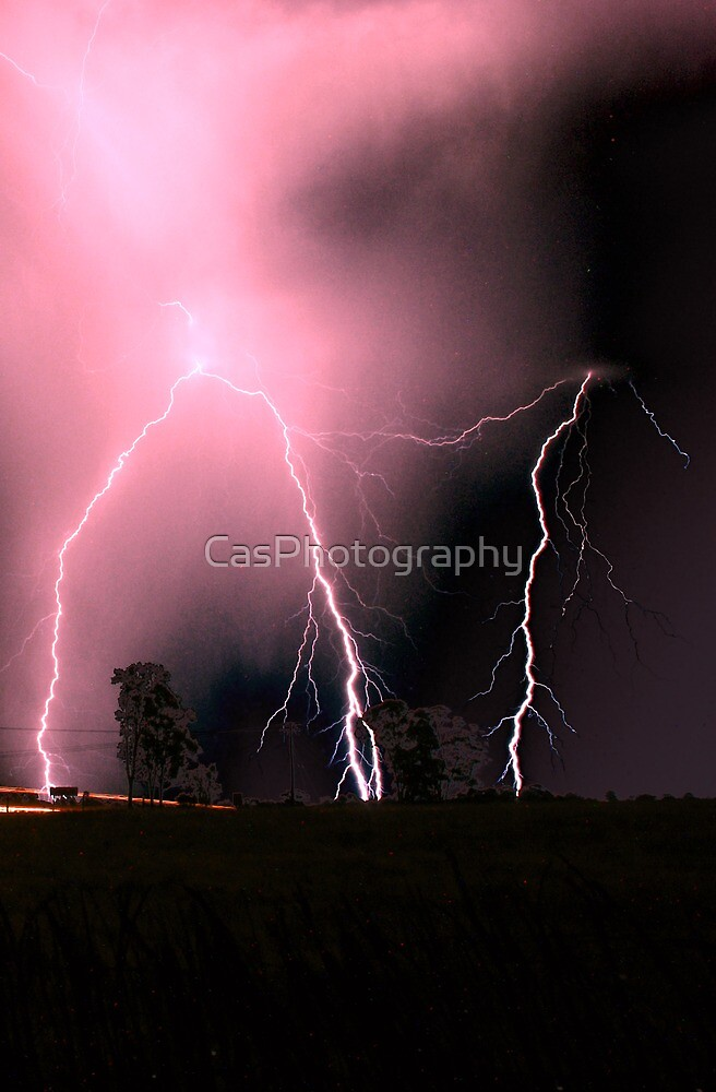 Dirty Pink #9 - NSW by CasPhotography
