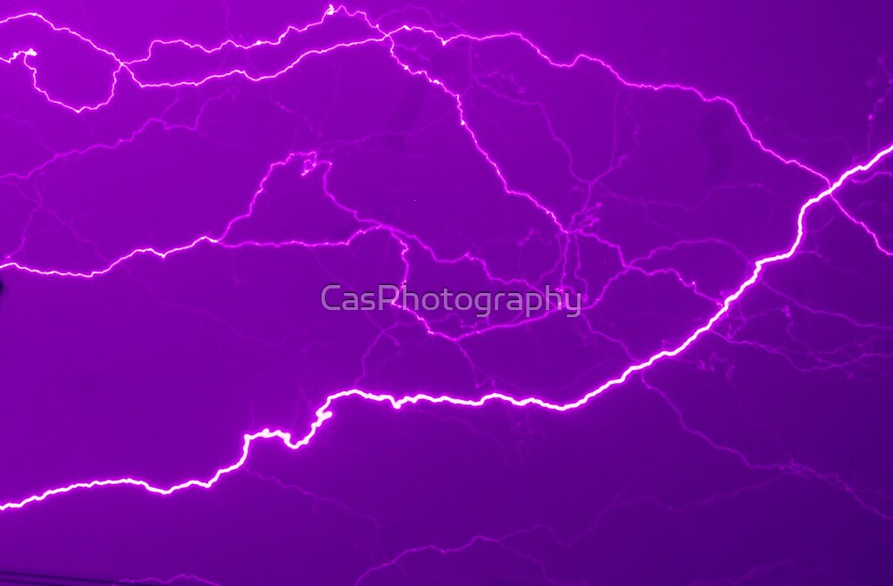 Mapping Purple #11 - NSW by CasPhotography