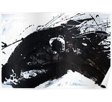 Black Horse 4 Poster