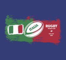 Italia Rugby World Cup by afromedia