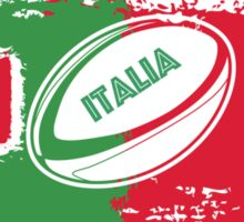 Italia Rugby World Cup Sticker