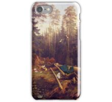 Matter of Course iPhone Case/Skin