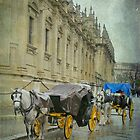 Sevilla and rain by rentedochan