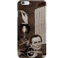 Nightwatch Man 2. iPhone Case/Skin
