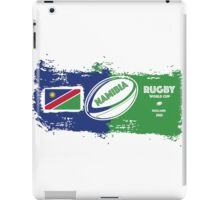 Namibia Rugby World Cup iPad Case/Skin