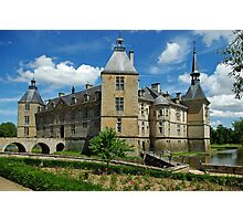 Chateau Sully, Burgundy, France Photographic Print