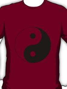"""""""Yin Yang"""" Clothing T-Shirt"""