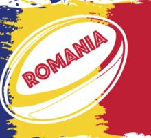 Romania Rugby World Cup Sticker