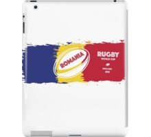 Romania Rugby World Cup iPad Case/Skin