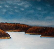 Croton Falls Reservoir by plainchaos