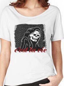 c'est la vie Women's Relaxed Fit T-Shirt