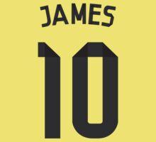 James 2014/2015 Kids Tee