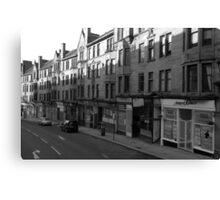 Glasgow streetscape 1 Canvas Print