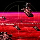 """EXODUS """"Is this Mankind's future destiny???"""" by Graham Southall"""