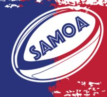 Samoa Rugby World Cup Sticker