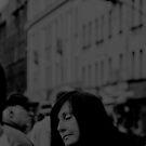 unknown woman 1 by Jacek Lidwin