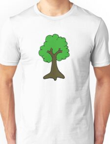 Tree Cartoon T-Shirt