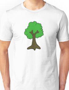 Tree Cartoon T-Shirt