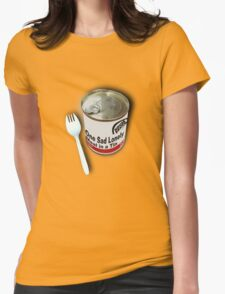 empty calories Womens Fitted T-Shirt