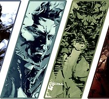 Metal Gear Solid Evolution by gallo177