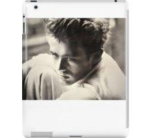 JAMES DEAN BLACK AND WHITE iPad Case/Skin